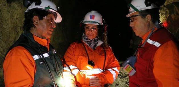 Gobierno responsabiliza a empresarios mineros de accidente en Chile Chico
