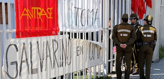 Trabajadores del Sename: No hay soluciones para ayudar a nuestros niños