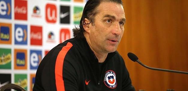 """Juan Antonio Pizzi y el choque ante Brasil: """"Estamos ilusionados por lograr nuestro objetivo"""""""