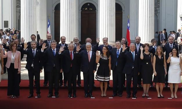 Gerardo Varela dejaría su cargo de ministro