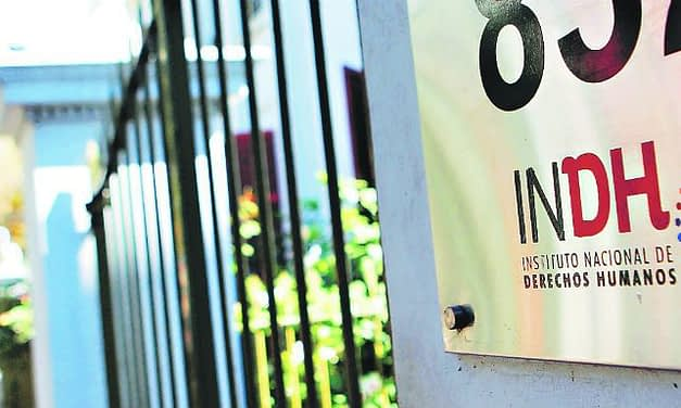 INDH cifra en 2.686 las detenciones y confirma querellas por homicidio