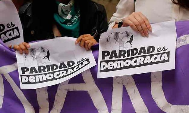 Faltó un voto: Senado rechaza fórmula de paridad de género en proceso constituyente