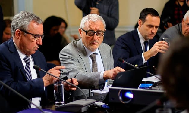 Consejo de Rectores descarta participación de fuerzas militares en reprogramación de PSU