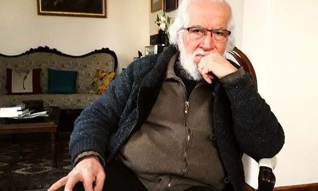 """Gabriel Salazar: """"Es un hecho que la clase política es el problema que tenemos hoy"""""""