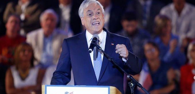 Ignorando acusaciones en su contra, Sebastián Piñera oficializa su tercera candidatura presidencial