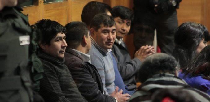 INDH y Colegio Médico visitan a comuneros mapuche en huelga de hambre