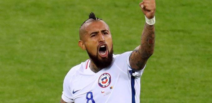 """Arturo Vidal: """"Si mañana ganamos, seremos el mejor equipo del mundo"""""""