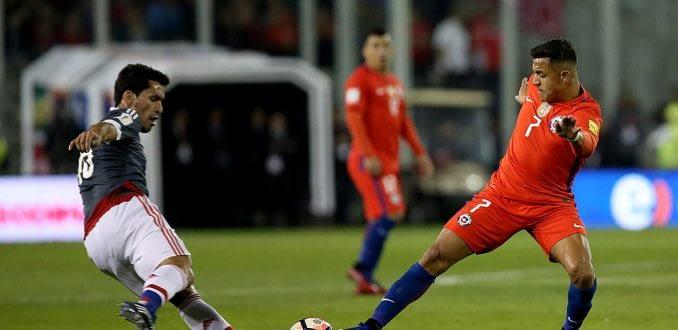 Chile cae ante Paraguay y enreda clasificación a Rusia
