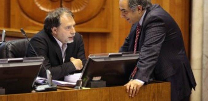 Girardi (PPD) y Chahuán (RN) son los senadores que más gastan en asesorías externas