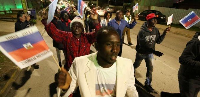 Comunidad haitiana transmitirá a la isla a través de Radio Universidad de Chile