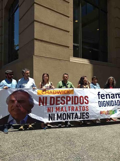 Trabajadores del Ministerio del Interior anuncian acciones legales ante ola de despidos en el sector público