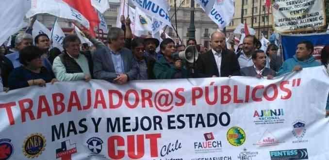 Reajuste del sector público entra en fase decisiva de negociaciones