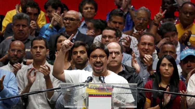 El diputado opositor Freddy Guevara ingresó a la embajada chilena en Caracas tras la remoción de su inmunidad parlamentaria