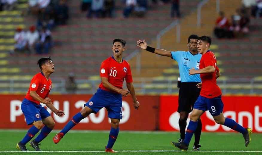 La Sub 17 se acerca al Mundial con victoria ante Ecuador